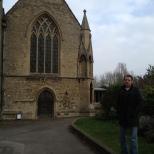 Dorchester Abby Church